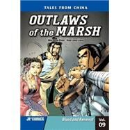 Outlaws of the Marsh 9 by Chen, Wei Dong; Liang, Xiao Long, 9788998341909