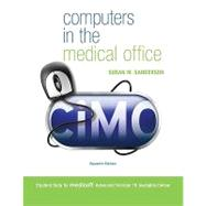 Pre-Pack of Computers in the Medical Office with Medisoft v16 Student At-Home Software by Sanderson, Susan, 9780077471910