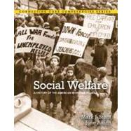 Social Welfare A History of the American Response to Need by Stern, Mark J.; Axinn, June, 9780205001910