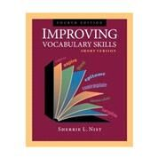 Improving Vocabulary Skills: Short Version by Nist, Sherrie L., 9781591941910
