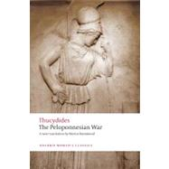 The Peloponnesian War by Thucydides; Martin Hammond, 9780192821911