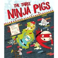 The Three Ninja Pigs by Bedford, David; Moor, Becka, 9781471121913