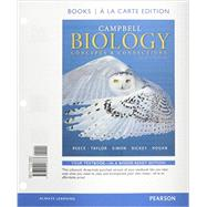 Campbell Biology Concepts & Connections, Books a la Carte Plus Modified MasteringBiology with eText -- Access Card Package by Reece, Jane B.; Taylor, Martha R.; Simon, Eric J.; Dickey, Jean L.; Hogan, Kelly A., 9780321941916