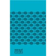 Holy Bible: Common English Bible, Deep Blue Kids, School of Fish, Soft-Touch by Common English Bible, 9781609261917