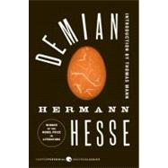 Demian : The Story of Emil Sinclair's Youth by Hesse, Hermann, 9780060931919