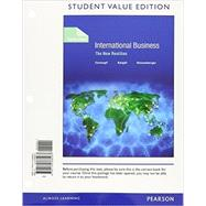 International Business The New Realities, Student Value Edition Plus MyManagementLab with Pearson eText -- Access Card Package by Cavusgil, S. Tamer; Knight, Gary; Riesenberger, John, 9780134421919