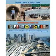 Introduction to Infrastructure by Michael R. Penn; Philip Parker (University of New Brunswick (Canada)), 9780470411919