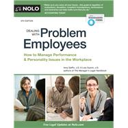Dealing With Problem Employees by Delpo, Amy; Guerin, Lisa, 9781413321920