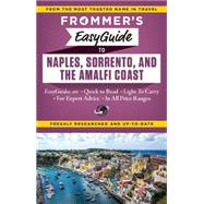 Frommer's EasyGuide to Naples, Sorrento and the Amalfi Coast by Brewer, Stephen, 9781628871920