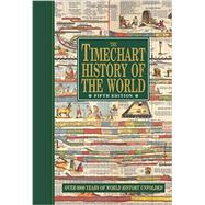 The Timechart History of the World by Third Millennium Press, 9780785831921