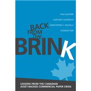 Back from the Brink by University of Toronto Press, 9781442641921