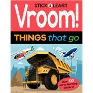 Vroom! Things That Go by George, Joshua; Finch, Jonathan, 9781787001923