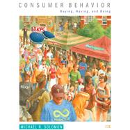 2014 MyLab Marketing with Pearson eText -- Access Card -- for Consumer Behavior Buying, Having, and Being by Solomon, Michael R., 9780133451924