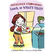 Lunch, or What's That? by Moore, Julianne; Pham, Leuyen, 9780385391924