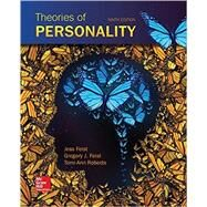 Theories of Personality by Feist, Jess; Feist, Gregory; Roberts, Tomi-Ann, 9780077861926