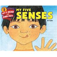 My Five Senses by Aliki, 9780062381927
