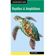 Falcon Pocket Guide: Reptiles & Amphibians by Telander, Todd, 9780762781928