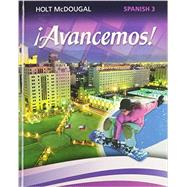 Holt Mcdougal Avancemos : Student Edition Level 3 2013 by Holt Mcdougal, 9780547871929