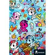 tokidoki Mermicorno Flexi Journal by Unknown, 9781454921929