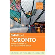 Fodor's Toronto by FODOR'S, 9780804141932