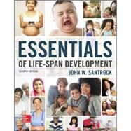Essentials of Life-Span Development by Santrock, John, 9780077861933