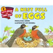 A Nest Full of Eggs by Jenkins, Priscilla Belz; Rockwell, Lizzy, 9780062381934