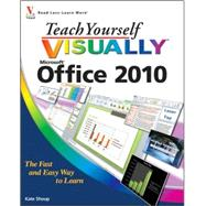 Teach Yourself VISUALLY Office 2010 by Shoup, Kate, 9780470571934