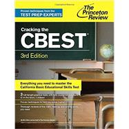 Cracking the CBEST, 3rd Edition by PRINCETON REVIEW, 9781101881934