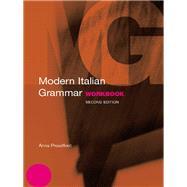 Modern Italian Grammar Workbook by Proudfoot; Anna, 9781138131934