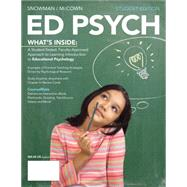 ED PSYCH (with CourseMate, 1 term (6 months) Printed Access Card) by Snowman, Jack; McCown, Rick, 9781111841935