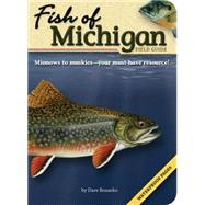 Fish of Michigan Field Guide by Bosanko,  Dave, 9781591931935