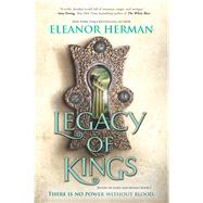 Legacy of Kings by Herman, Eleanor, 9780373211937
