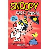 Snoopy: Party Animal! by Schulz, Charles M., 9781449471941
