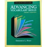 Advancing Vocabulary Skills: Short Version by Nist, Sherrie L., 9781591941941