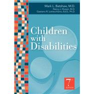 Children with Disabilities by Batshaw, 9781598571943