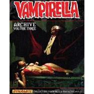 Vampirella Archives 3 by , 9781606901946