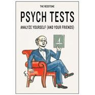 The Redstone Psych Tests by Redstone Press, 9781452141947