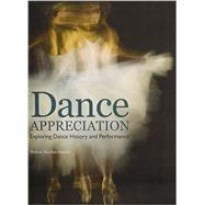 Dance Appreciation by Harden-velasco, Melissa, 9781465251947