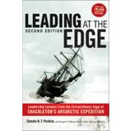 Leading at the Edge by Perkins, Dennis N. T.; Holtman, Margaret P. (CON); Murphy, Jillian B. (CON), 9780814431948