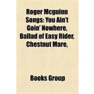 Roger Mcguinn Songs by , 9781156051948