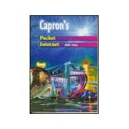 Capron's Pocket Internet: 4001 Sites by Capron, H. L., 9780201611953