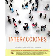 Interacciones, Enhanced by Spinelli, Emily; Garcia, Carmen; Galvin Flood, Carol E., 9781305081956