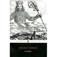 Penguin Classics Leviathan by Hobbes, Thomas (Author); MacPherson, C. B. (Editor/introduction), 9780140431957