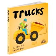Trucks by Barron's, 9780764161957