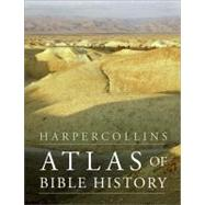HarperCollins Atlas of Bible History by Pritchard, James B., 9780061451959