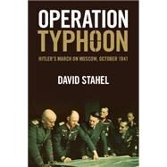 Operation Typhoon by Stahel, David, 9781107501959