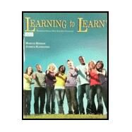 Learning to Learn: Critical Thinking Skills for the 21st Century by Xanedu, 9781583901960