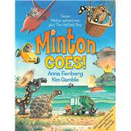 Minton Goes! by Fienberg, Anna; Gamble, Kim, 9781760111960