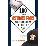 100 Things Astros Fans Should Know & Do Before They Die by Mctaggart, Brian; Biggio, Craig, 9781629371962