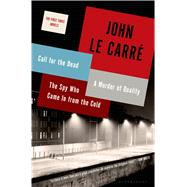 The First Three Novels by le Carré, John, 9781632861962